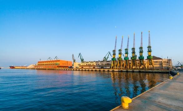 Zwiedzanie Portu Gdynia